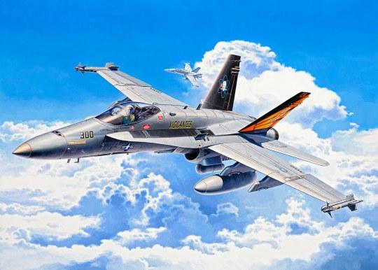 64894 F/A-18C Hornet