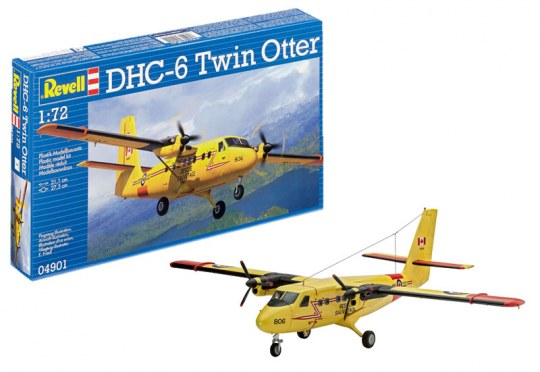 DH C-6 Twin Otter