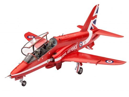 Model Set BAe Hawk T.1 Red Arrows