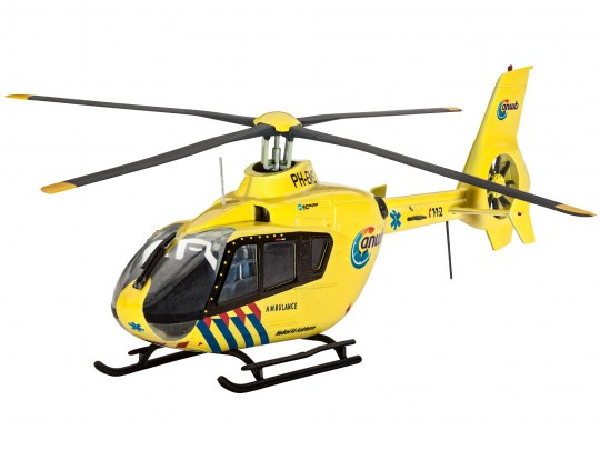 Model Set Airbus Helicopters EC135 ANWB