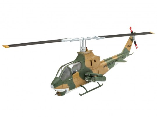 Model Set Bell AH-1G Cobra