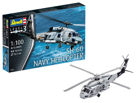 SH-60 Navy Helicopter