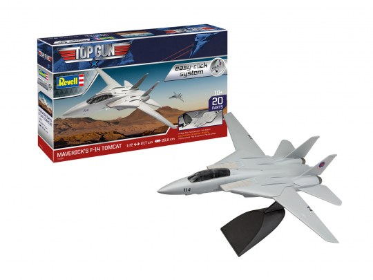 "Model Set F-14 Tomcat ""Top Gun"""