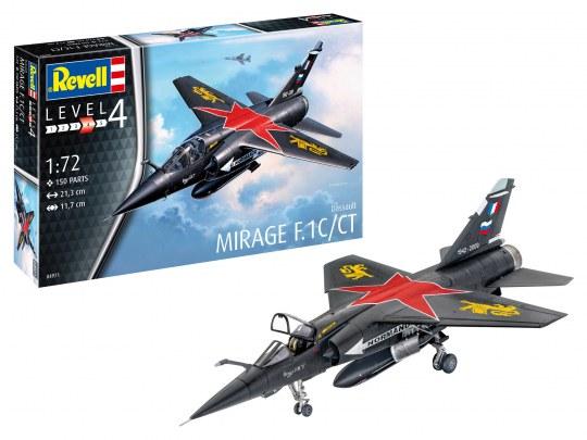 Dassault Mirage F-1 C / CT