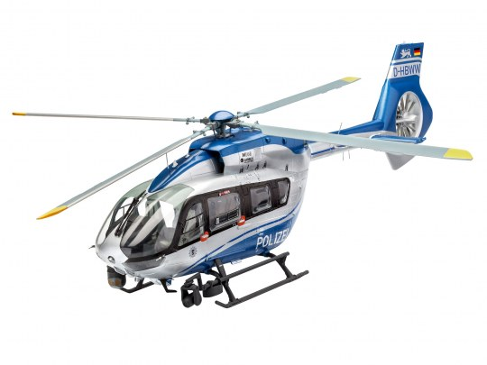 Airbus H145 Police suveillance helicopter