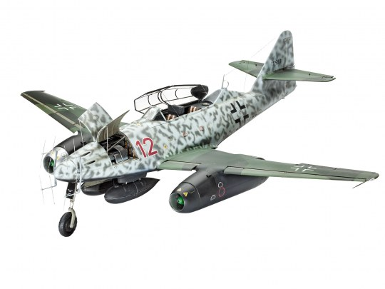 Messerschmitt Me262B-1 Nightfight