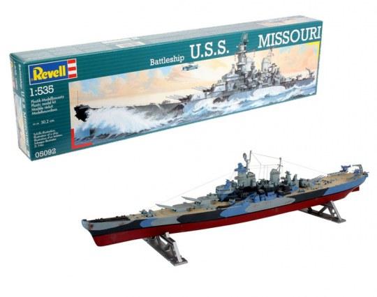 U.S.S. Missouri