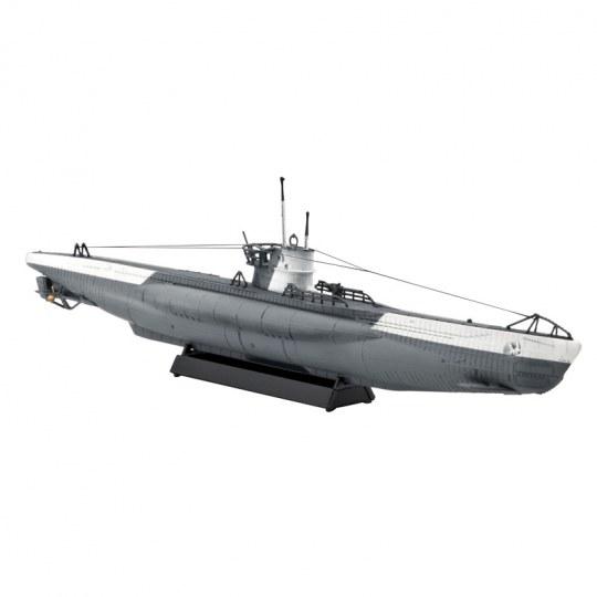 German Submarine TYPE VII C