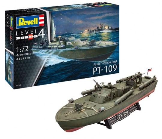 Patrol Torpedo Boat PT-109