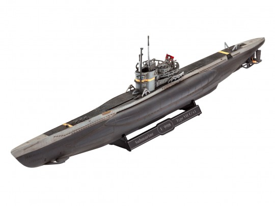 Model Set German Submarine Type VII C/41