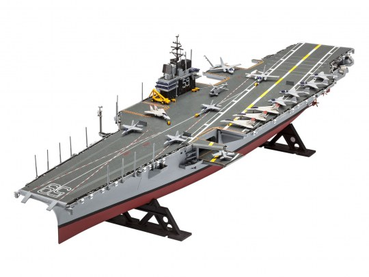 Aircraft Carrier USS FORRESTAL