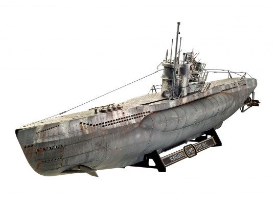 German Submarine Type VII C/41