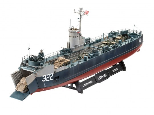 US Navy Landing Ship Medium