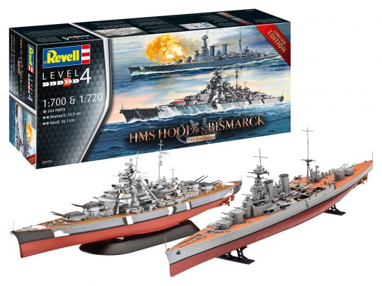HMS HOOD vs. BISMARCK- 80th Anniversary