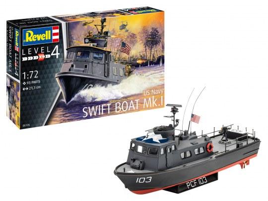 US Navy SWIFT BOAT Mk.I