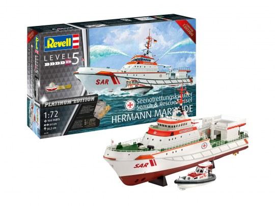Search & Rescue Vessel HERMANN MARWEDE