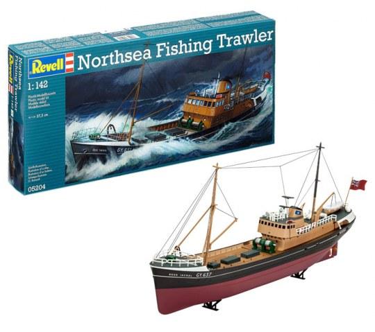 Northsea Fishing Trawler