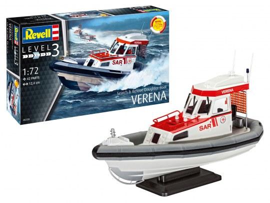 Search & Rescue Daughter-Boat VERENA