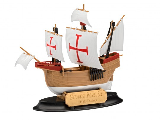 Model Set Santa Maria
