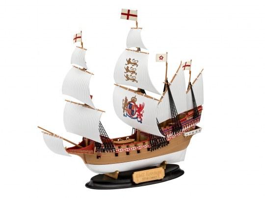 Model Set HMS Revenge