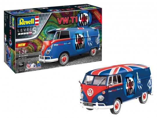 """Gift Set VW T1 """"The Who"""""""