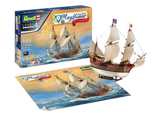 Mayflower - 400th Anniversary