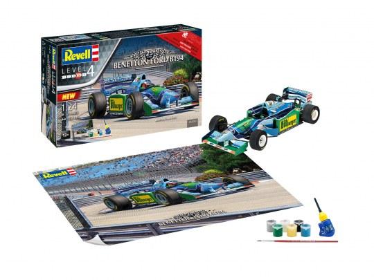 """25th Anniv. """"Benetton Ford B194"""""""