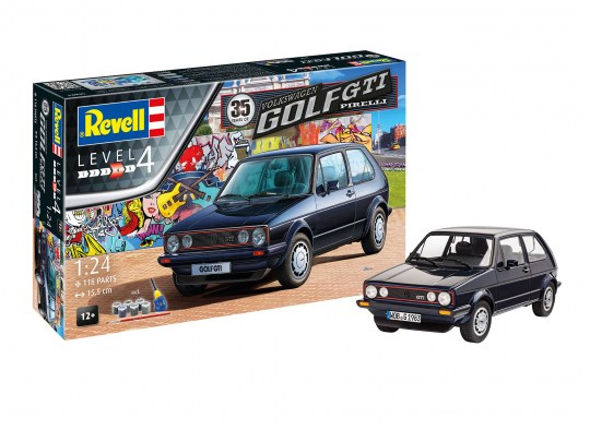 """35 Years VW Golf 1 GTI Pirelli"""