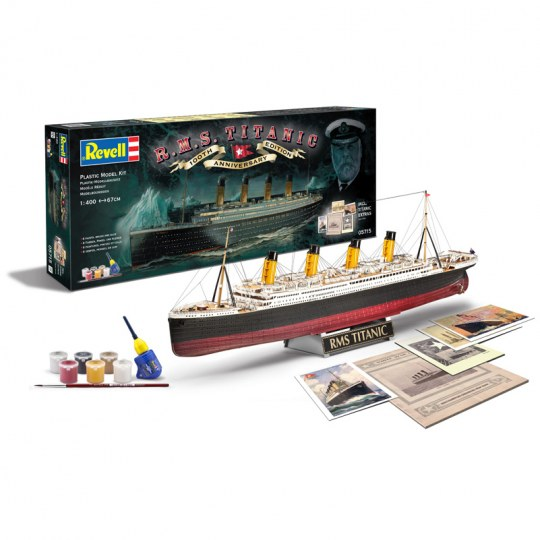 Gift-Set  100 Years TITANIC