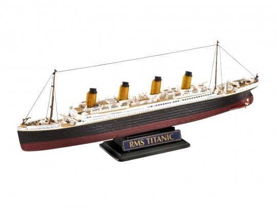 Geschenkset R.M.S. Titanic 2 Modelle