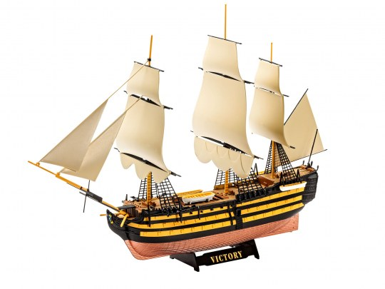 Model Set Admiral Nelson Flagship
