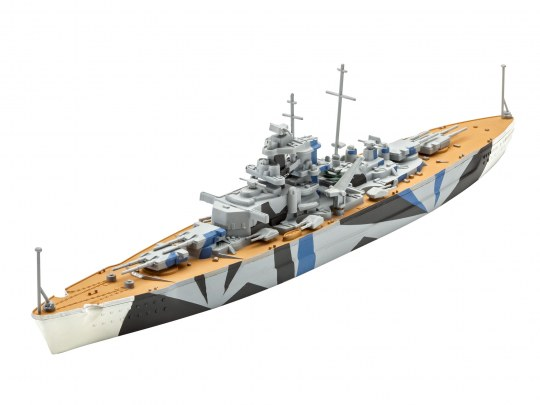 Model Set Tirpitz