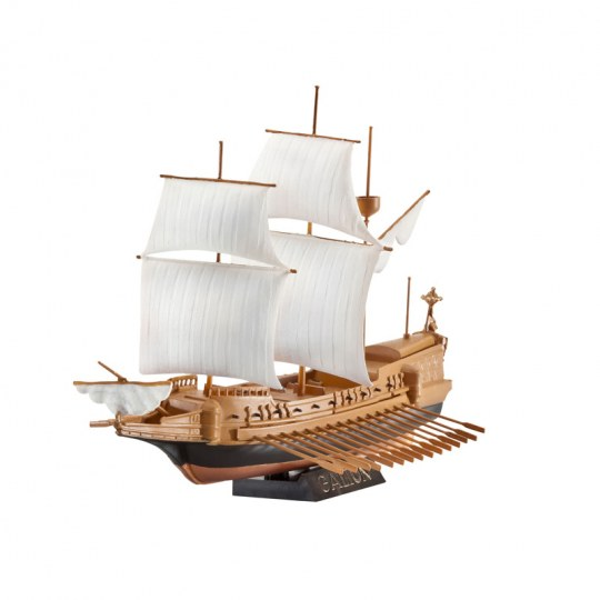 Model Set Spanish Galleon