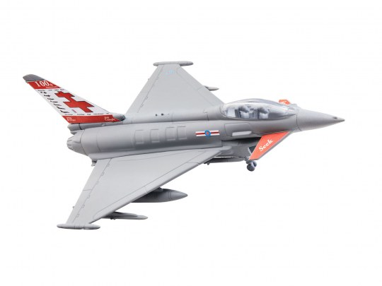 Build & Play Eurofighter Typhoon