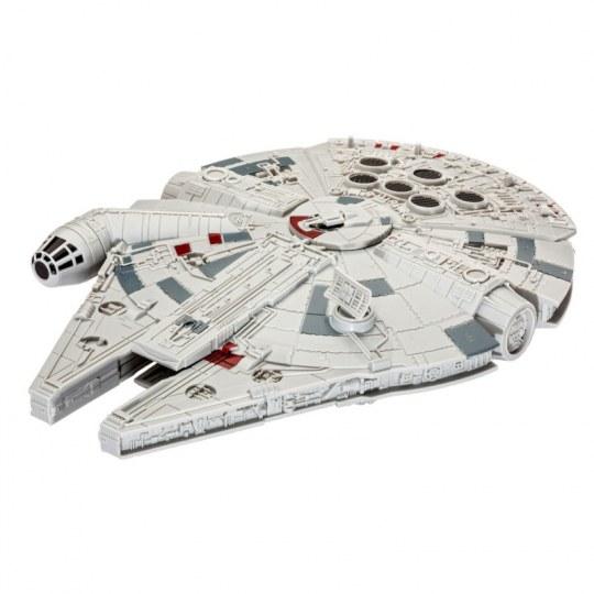 Build & Play Millennium Falcon
