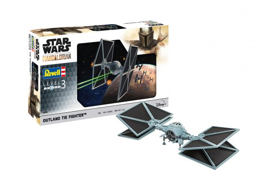 The Mandalorian: Outland TIE Fighter