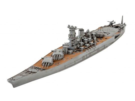 Model Set Musashi