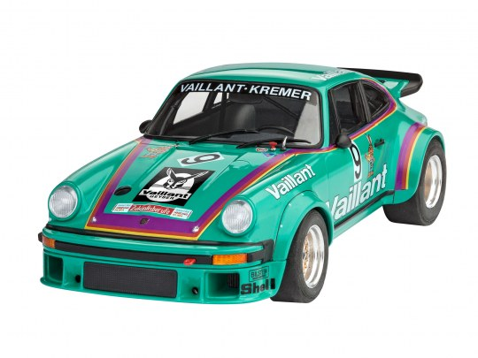 "Model Set Porsche 934 RSR ""Vaillant"""