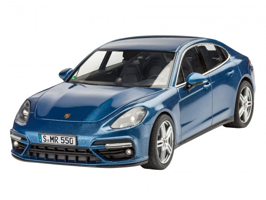 Model Set Porsche Panamera 2