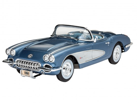 Model Set '58 Corvette Roadster