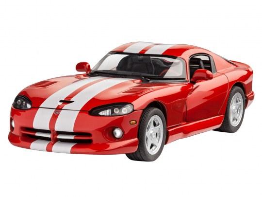 Model Set Dodge Viper GTS