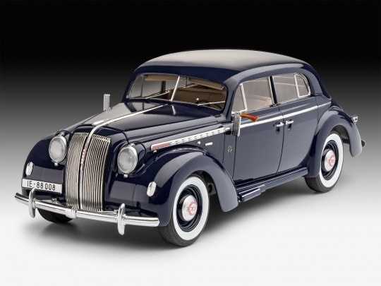 Model Set Luxury Class Car Admiral Saloon