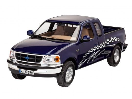 Model Set 1997 Ford F-150 XLT