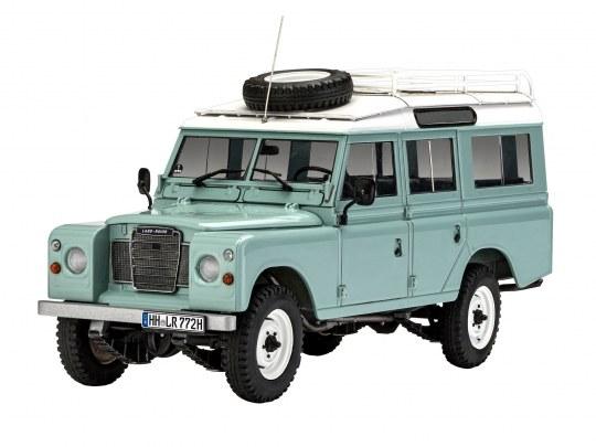 Model Set Land Rover Series III