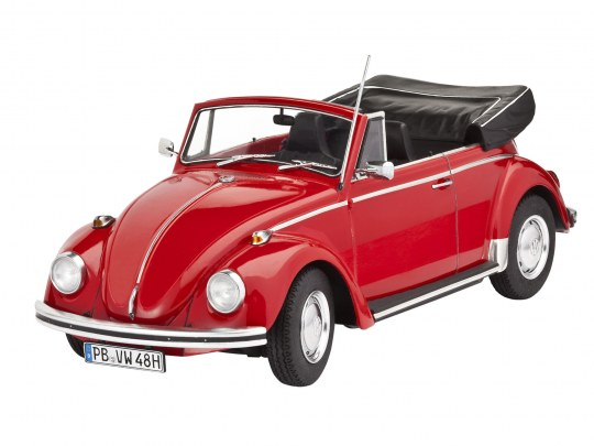 Model Set VW Beetle Cabriolet'70