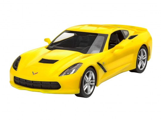 Model Set 2014 Corvette® Stingray