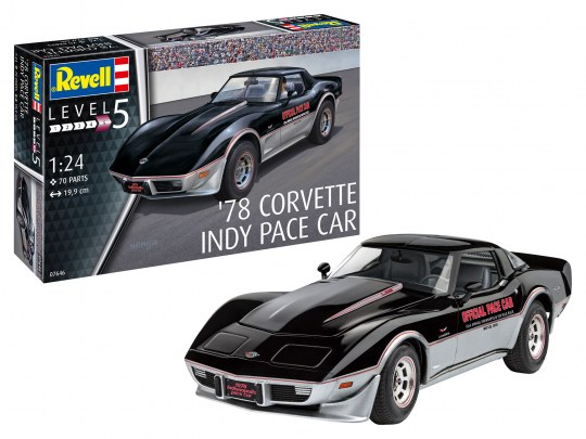 '78 Corvette Indy Pace Car