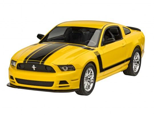 Model Set 2013 Ford Mustang Boss