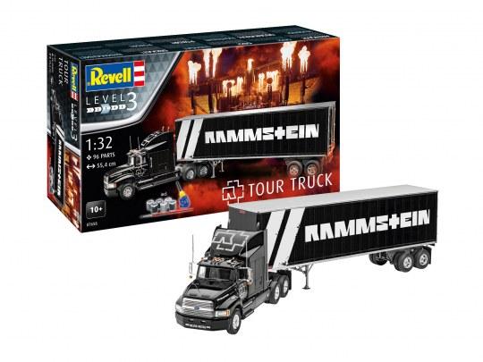 """Geschenk-Set Tour Truck """"Rammstein"""""""