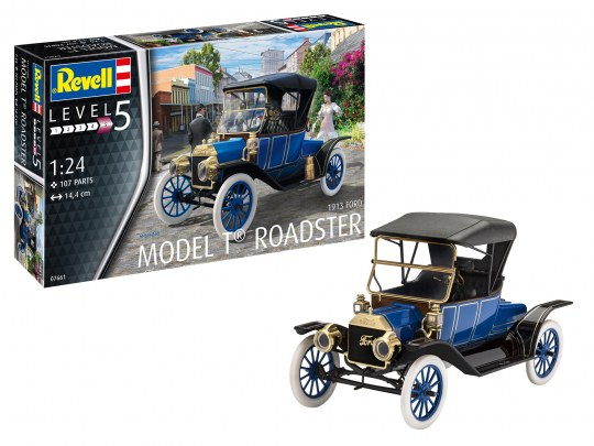 Ford T Modell Roadster (1913)
